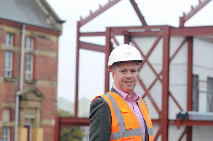 Construction Well Underway at Barrow Health Centre